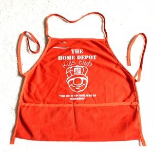 Other - Kids Home Depot apron